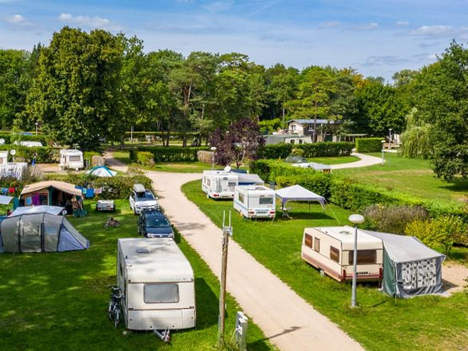 Camping Les Pres - Camping Seine-et-Marne