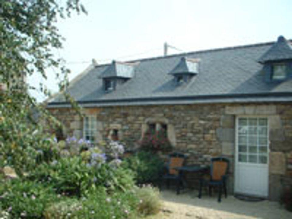 Camping a la ferme in Plougonvelin - Camping Finistère