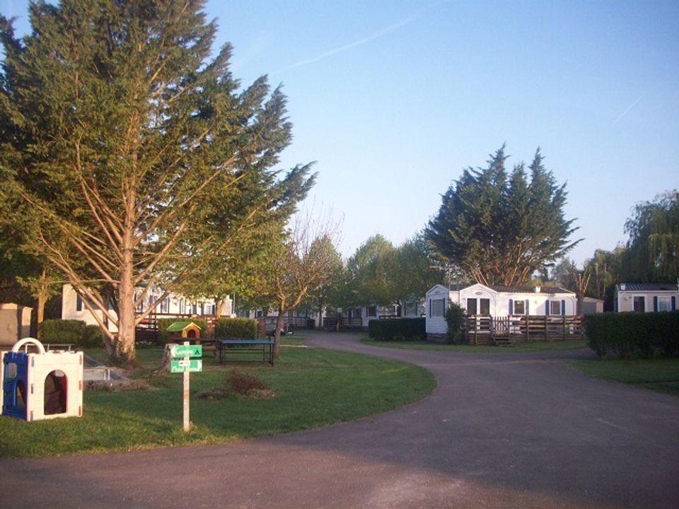 Camping Municipal Le Garillon - Camping Aube