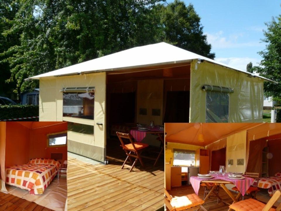 Camping Municipal Des Bords de L'Huisne - Camping Orne