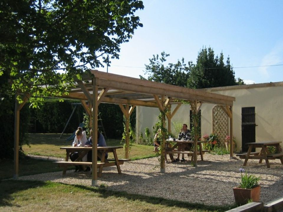 Forest View Campsite & B&B - Camping Orne