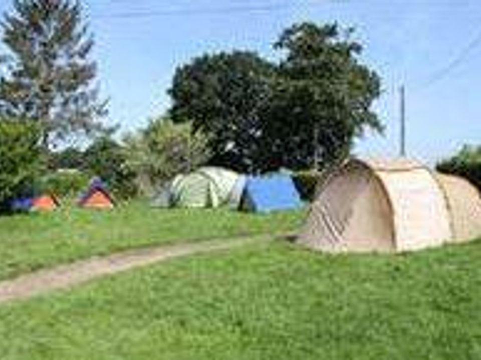 Camping aire naturelle de Ameline Michel - Camping Manche
