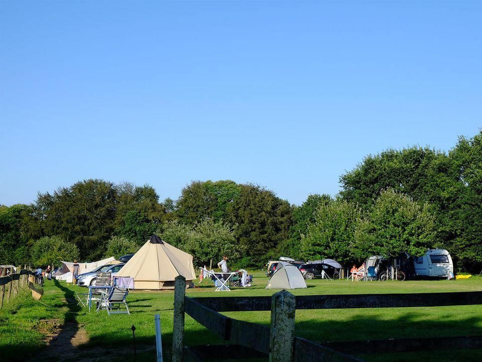 Camping la ferme Croas Men - Camping Finistere