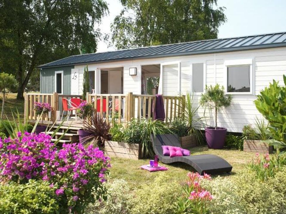 Camping du Phare de l'Ile Vierge - Camping Finistere