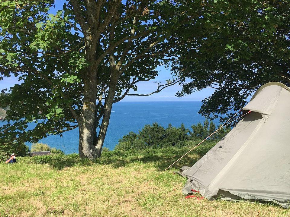 Camping Les Tamaris - Camping Cotes-Armor