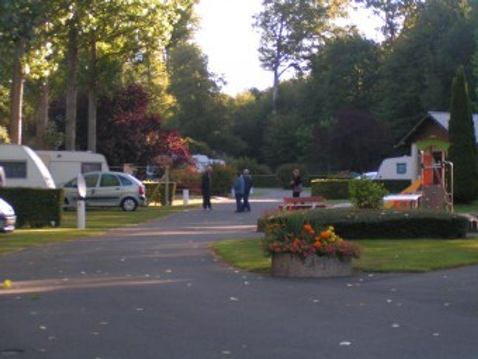 Camping de La Fouquerie - Camping Orne