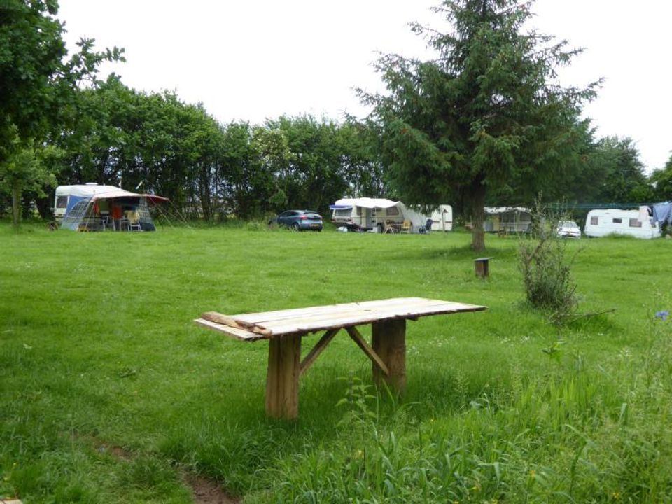 Camping Le Grand Chemin - Camping Manche