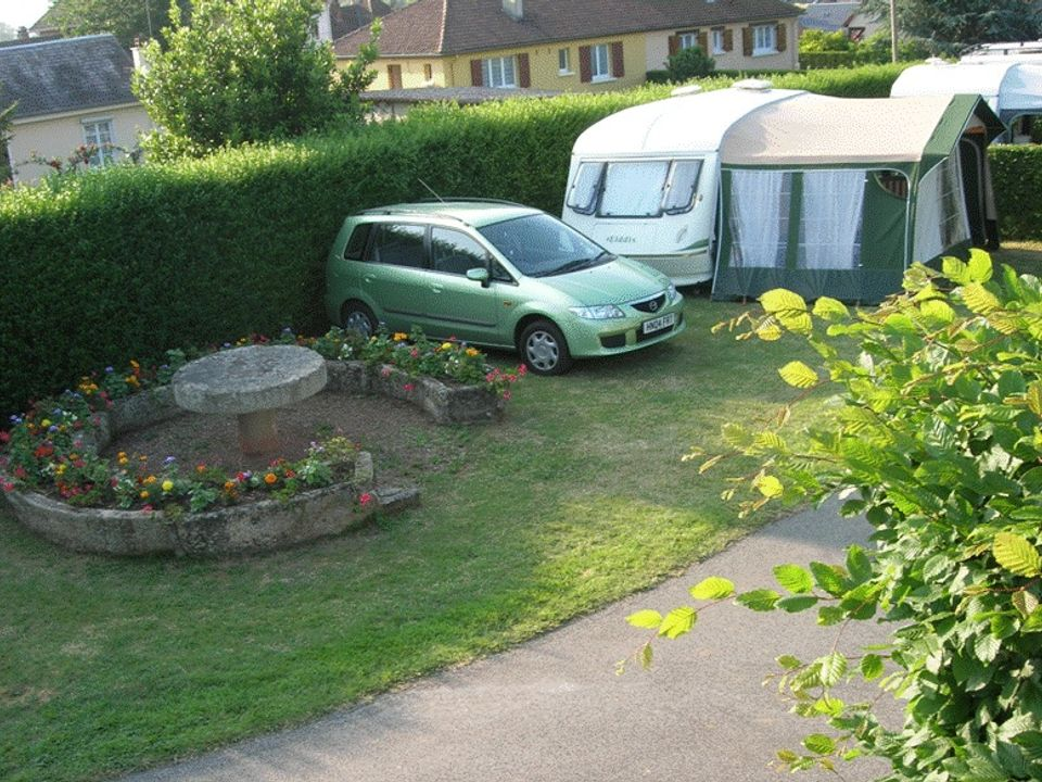 Camping Le Pressoir - Camping Orne