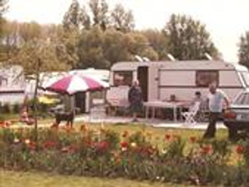 Camping le Petit Pont - Camping Eure