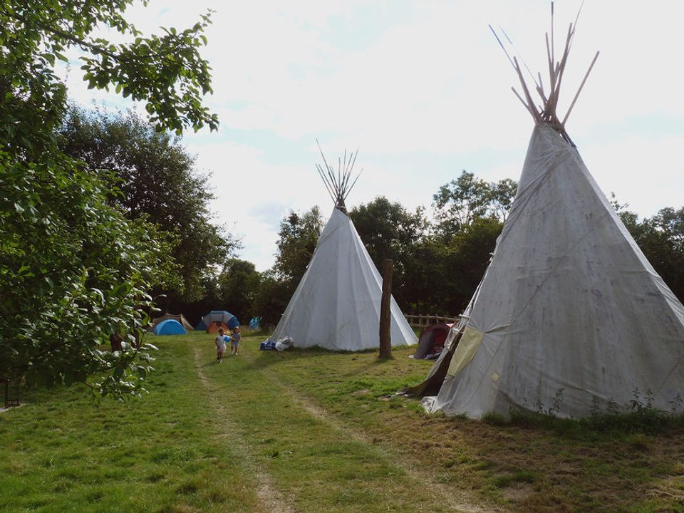 Camping La Ferme d'escures - Camping Calvados