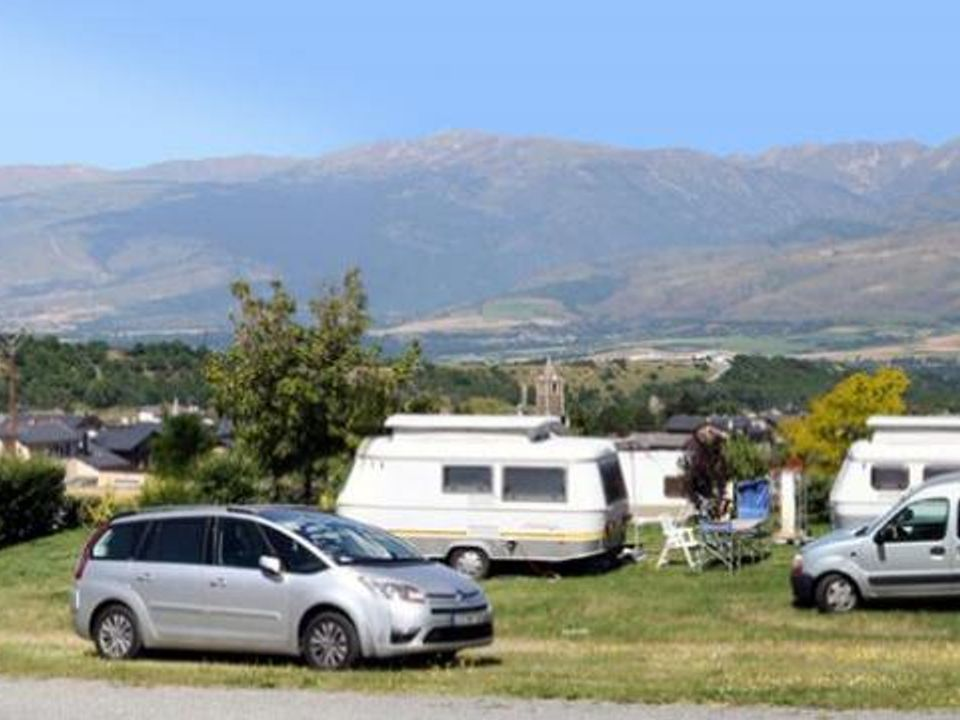 Camping G.C.U. Auvers sur Oise - Camping Val-Oise