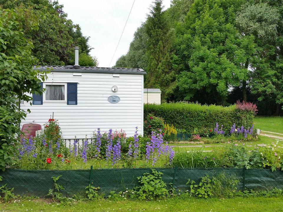 Camping De L'ancien Moulin - Camping Oise