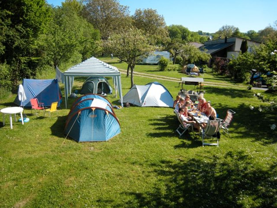 Camping Nowack - Camping Marne
