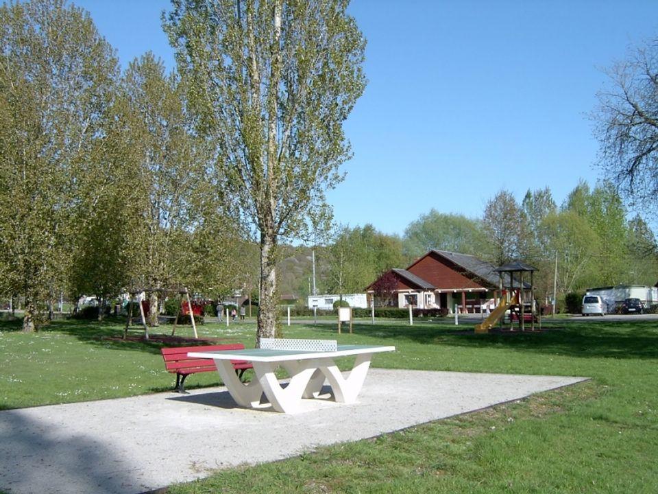 Camping Municipal Les Marronniers - Camping Eure