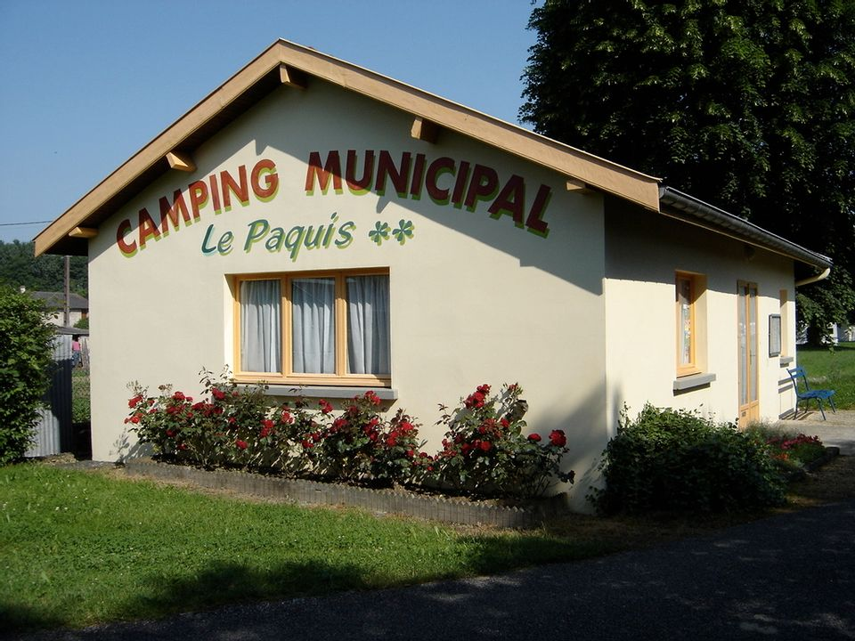 Camping Municipal Le Paquis - Camping Ardennes