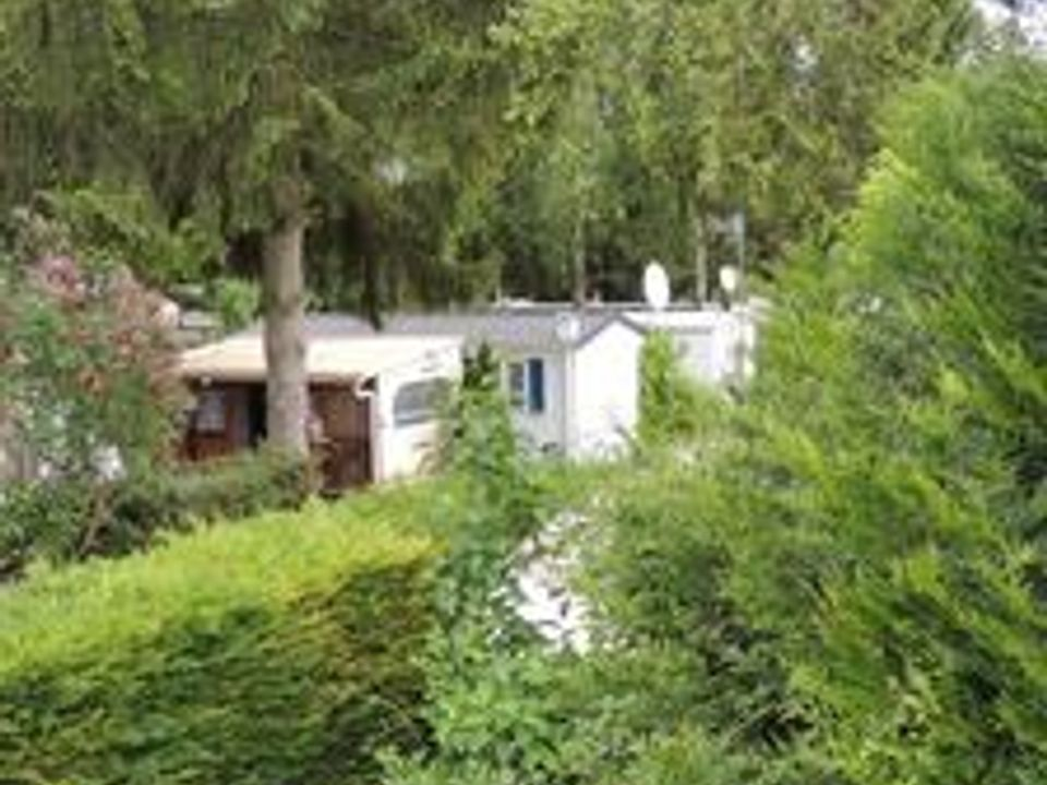 Camping La Sapiniere - Camping Oise