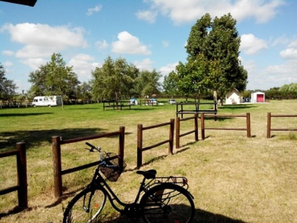 Camping aire naturelle Le Rivage - Camping Calvados