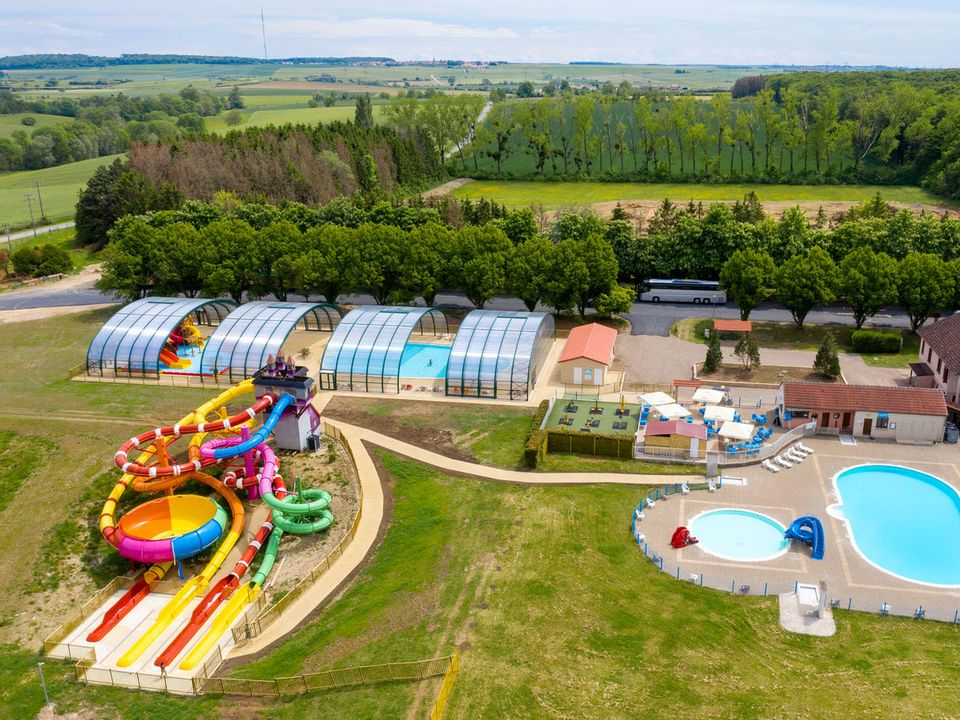 Capfun - Camping La Mirabelle - Camping Moselle