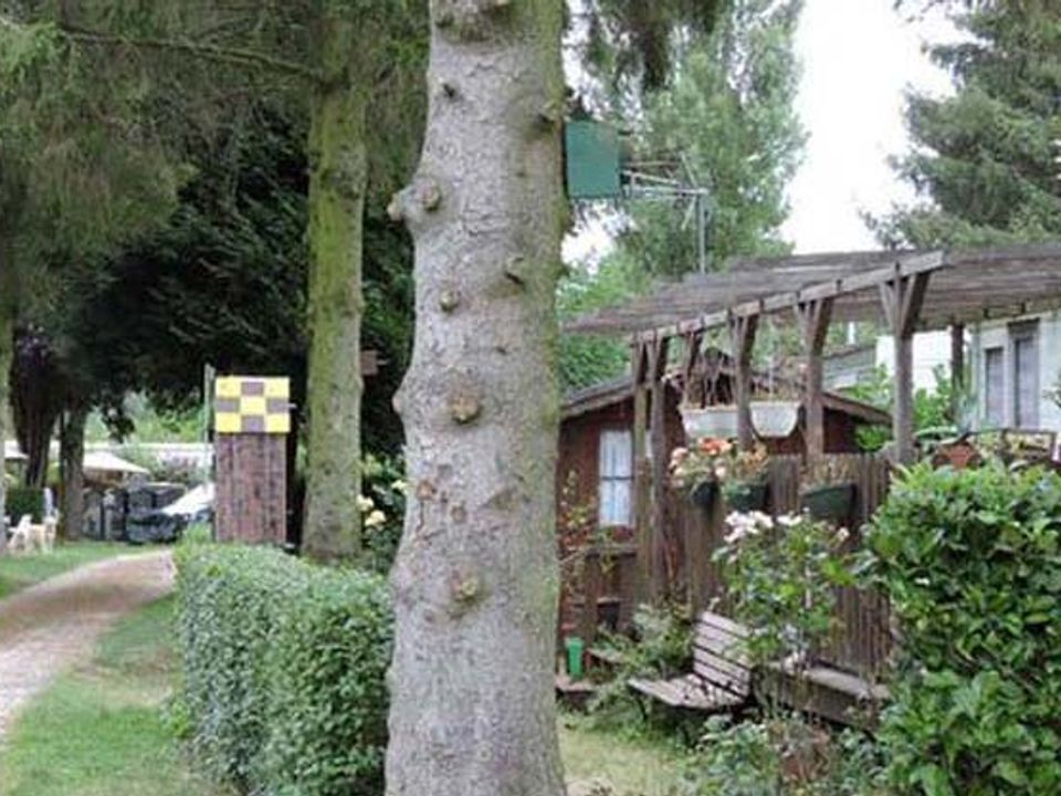 Camping La Gentilhommiere - Camping Calvados