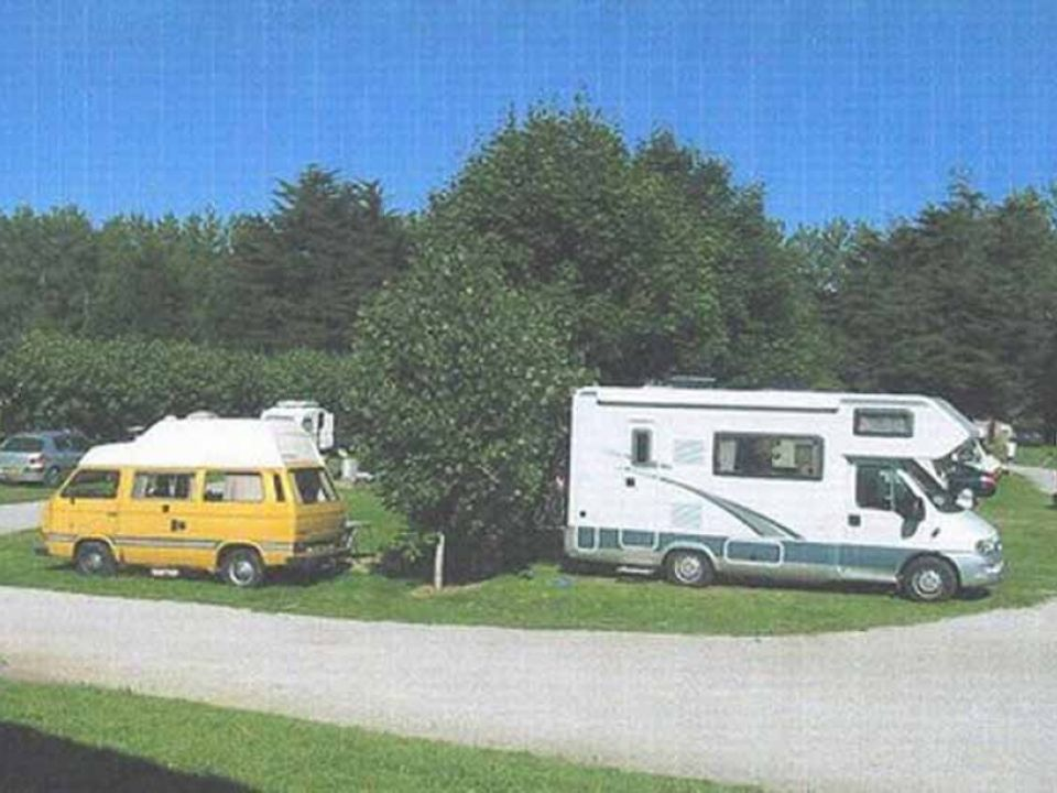 International Camping Le Vieux Fort - Camping Manche