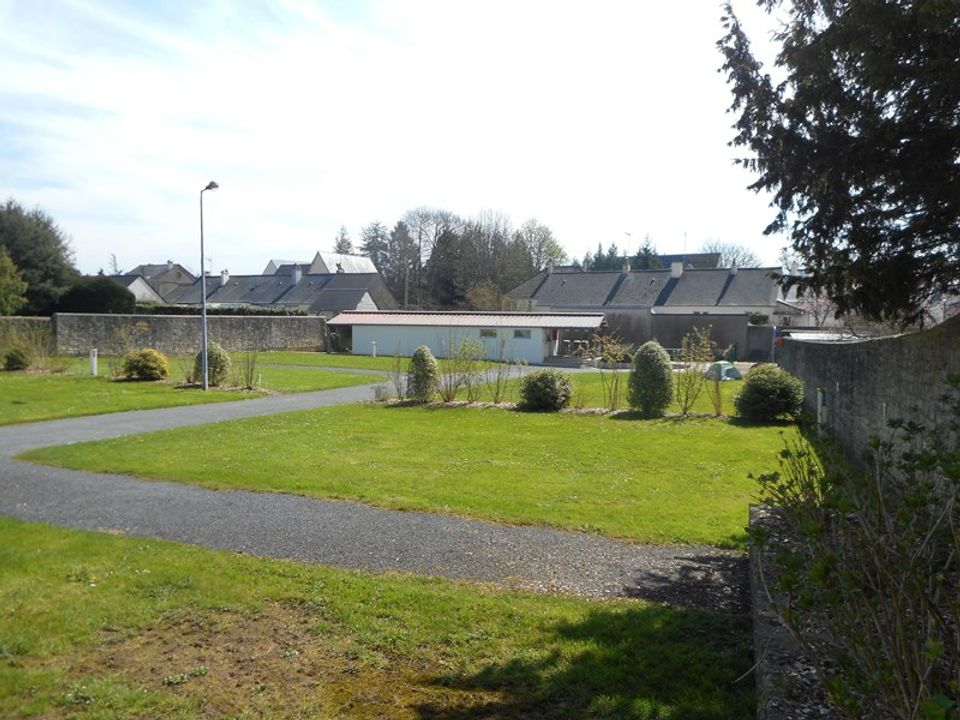 Camping Municipal Le Bocage - Camping Manche