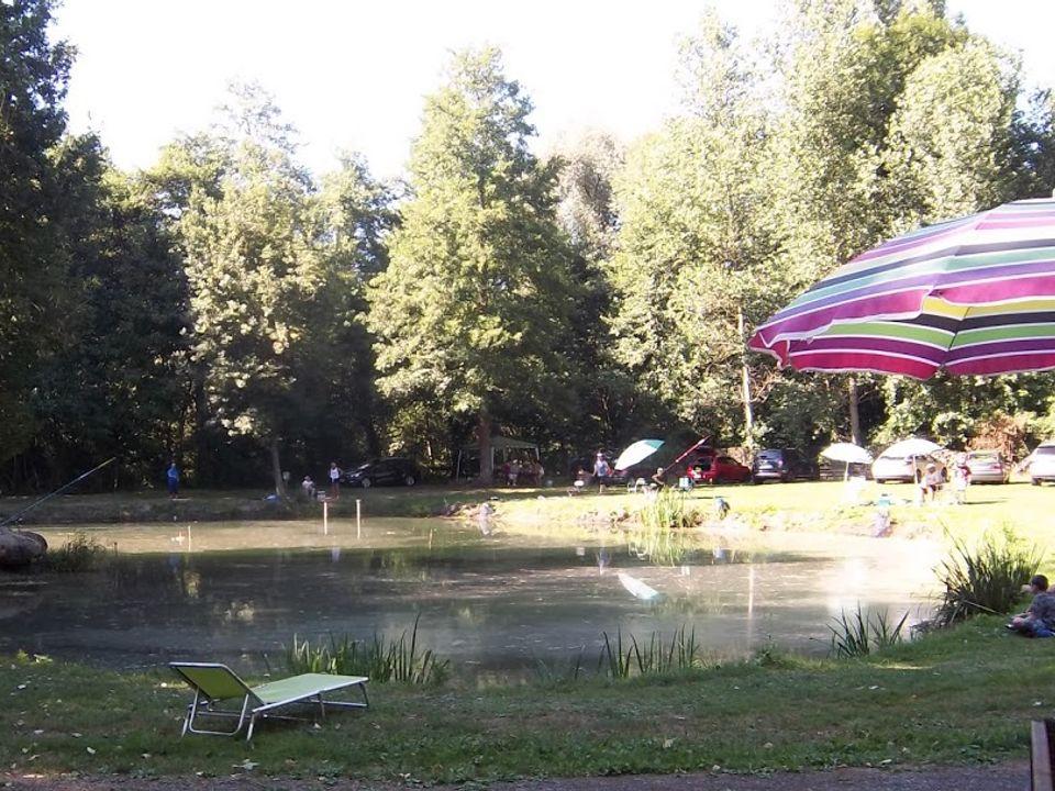 Camping Etang Du Haut Matz - Camping Oise