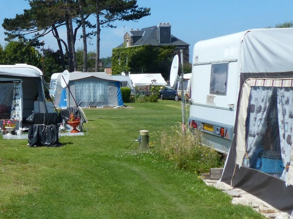 Camping Ferme Des Hetres - Camping Seine-Maritime