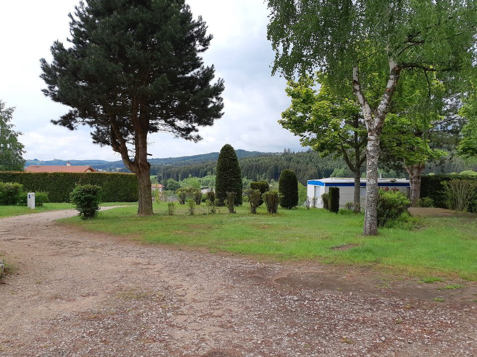 Camping Municipal Le Colombier - Camping Seine-Maritime
