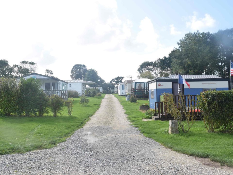 Camping Les Pommiers - Camping Seine-Maritime