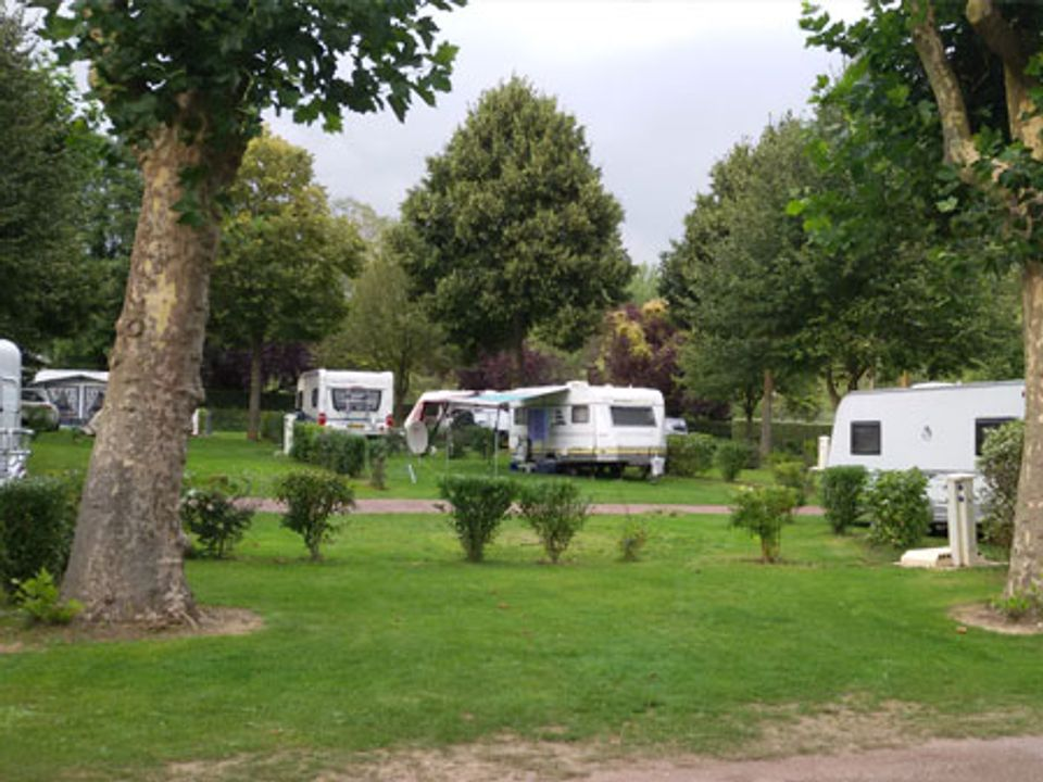 Camping Municipal Du Velodrome - Camping Somme