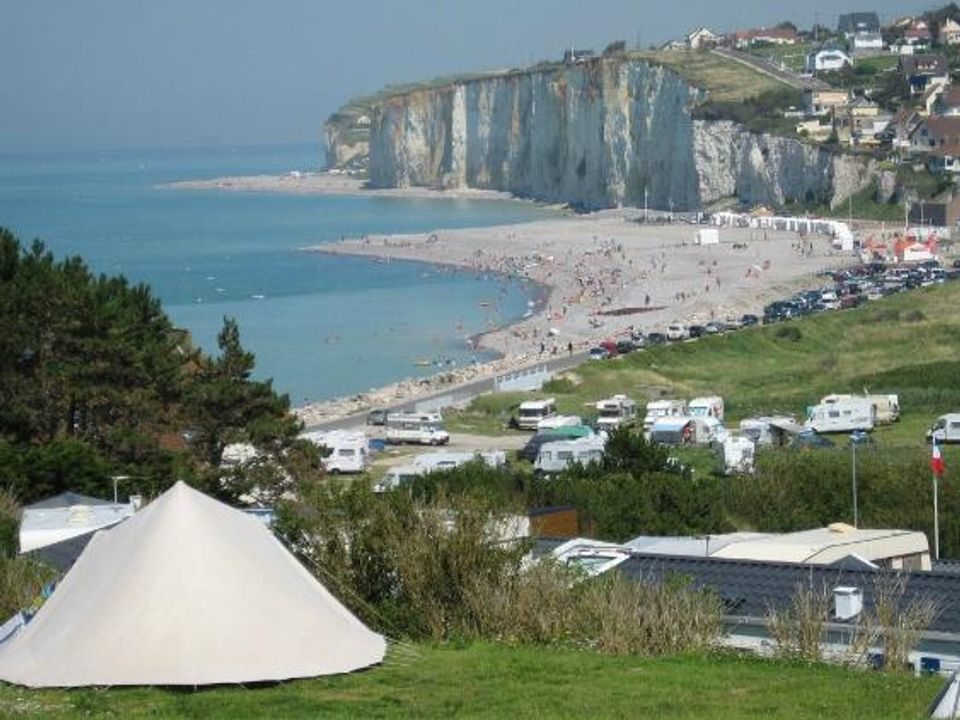 Camping Les Mouettes - Camping Seine-Maritime