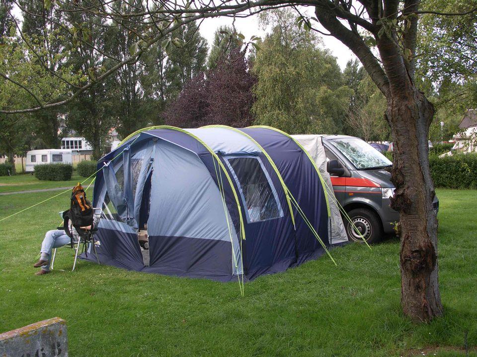 Camping Municipal Les Boucaniers - Camping Seine-Maritime