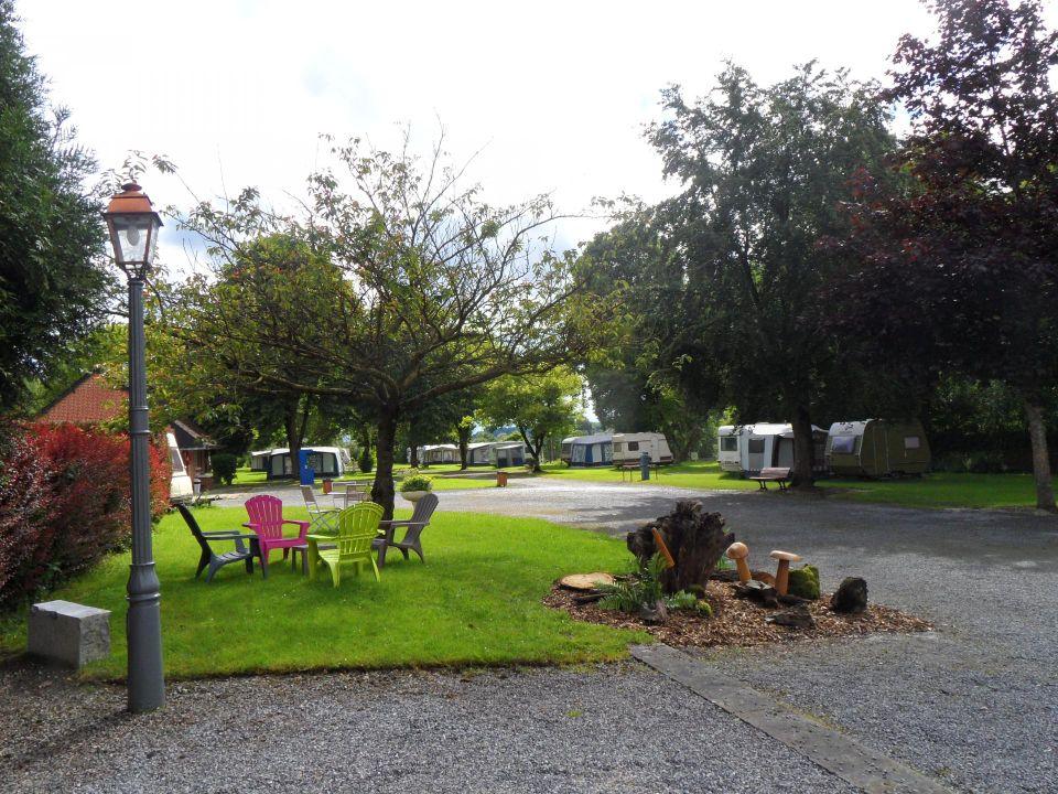 Camping Municipal La Boissellerie - Camping Nord