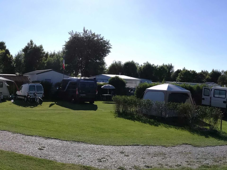 Camping La Vieille Eglise - Camping Somme