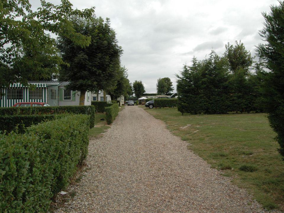 Camping Aux Haies De Nolette - Camping Somme