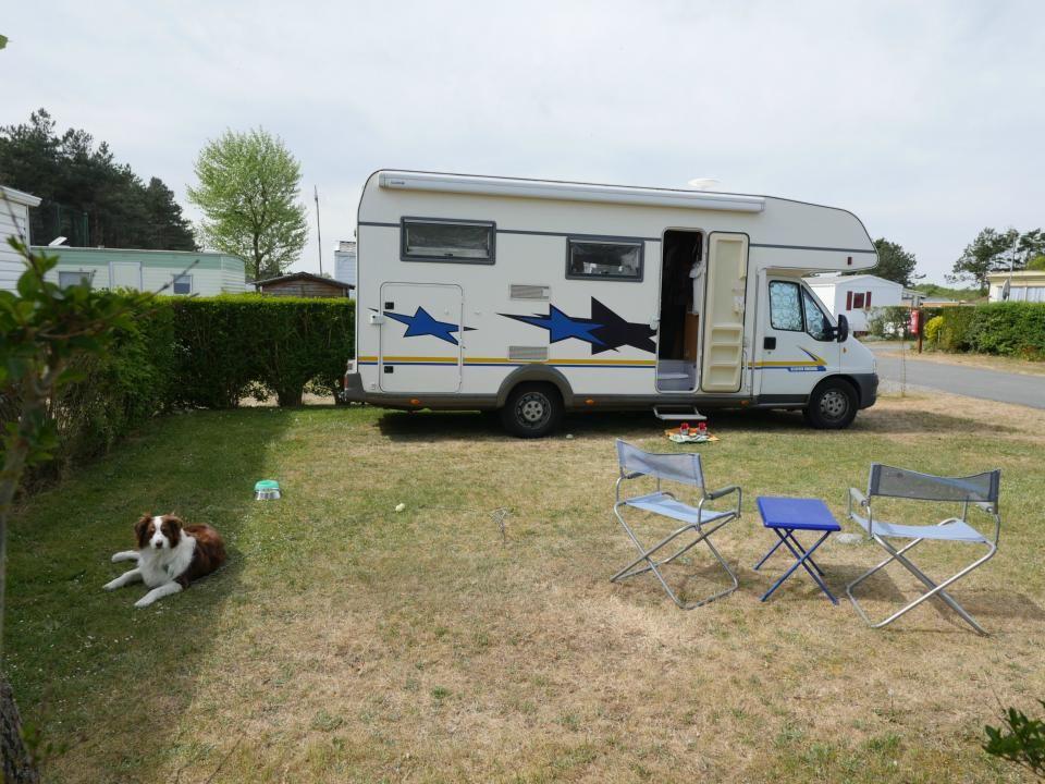 Camping Municipal Le Bois de Brighton Les Pins - Camping Somme