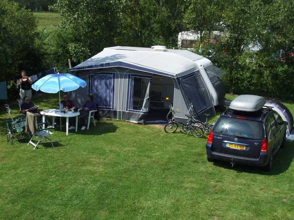 Camping Le Bout Des Crocs - Camping Somme