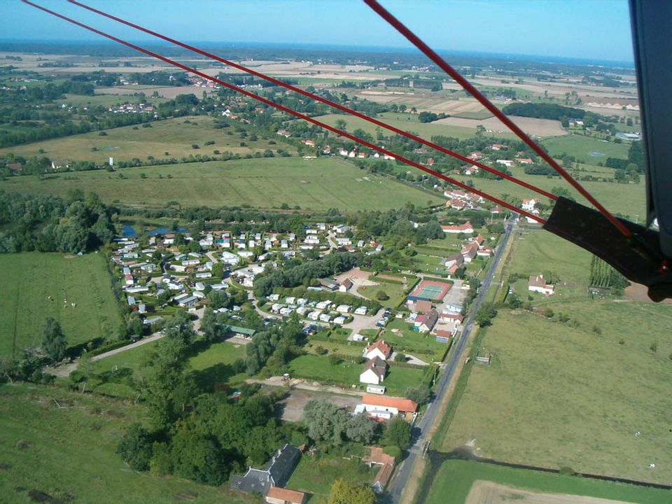Camping La Pierre D'orge - Camping Somme