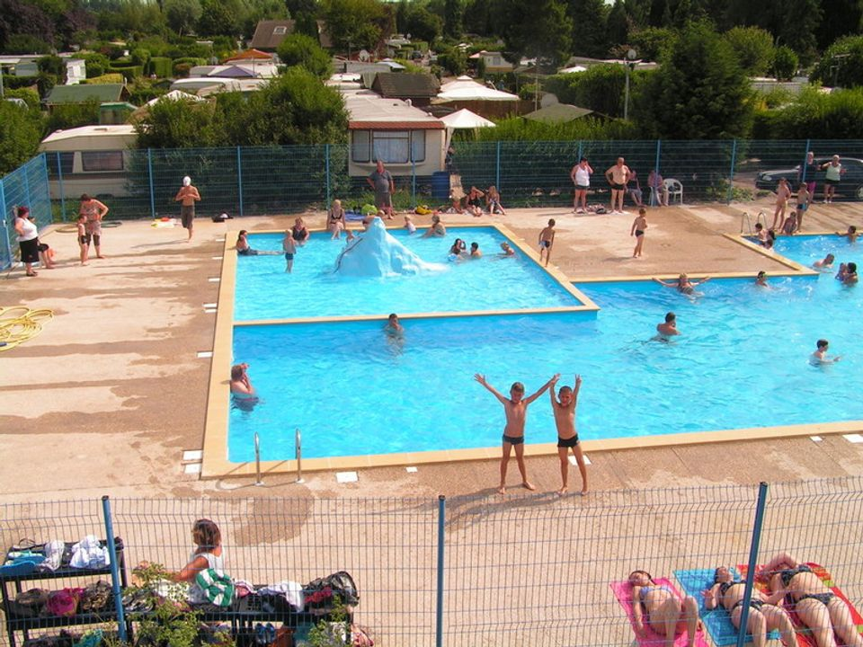 Camping Municipal Les Evoiches - Camping Nord