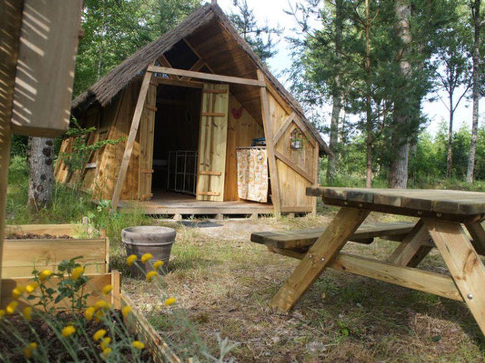 Camping L'Heureux Hasard - Camping Loir-et-Cher