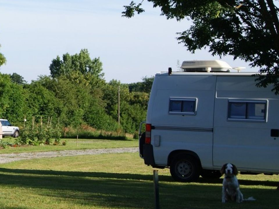 la grange camping and caravanning - Camping Indre