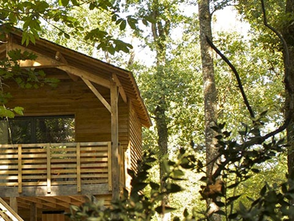 Ecolodges de Loire - Camping Maine-et-Loire
