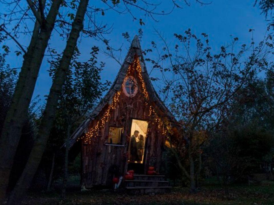 au refuge des 3 ours - Camping Oise