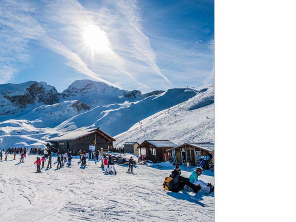 residence les flocons du soleil - Camping Hautes-Alpes