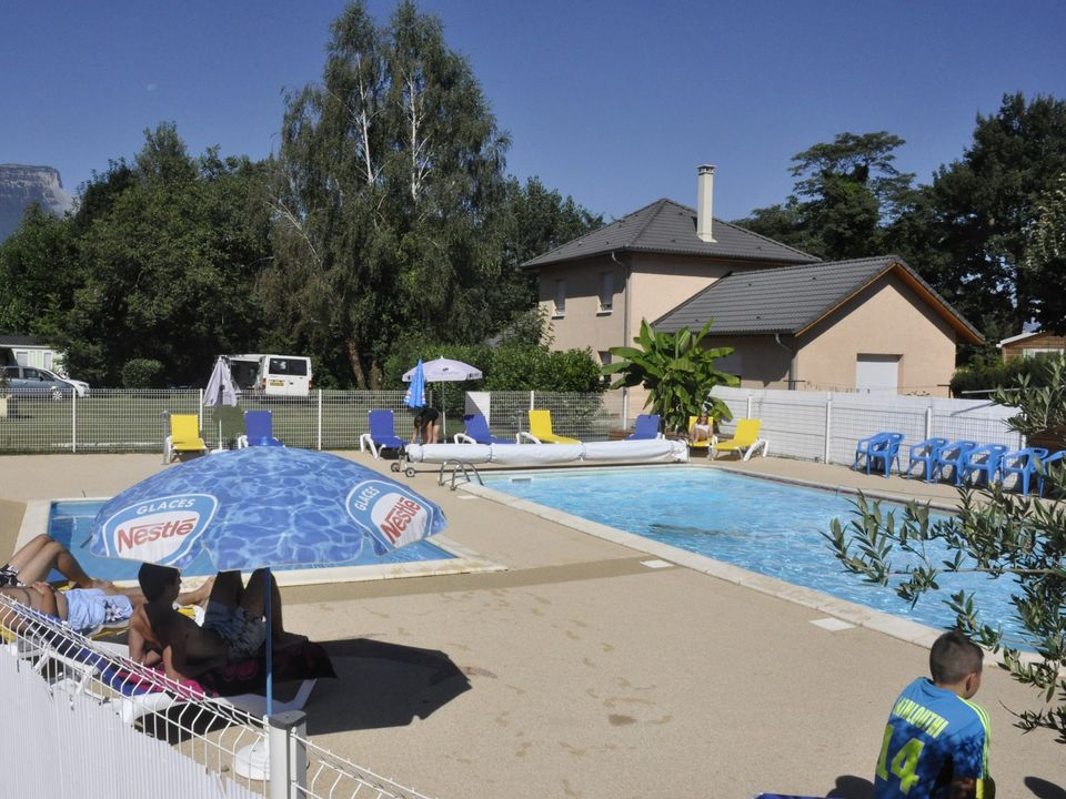 camping lescale - Camping Savoie