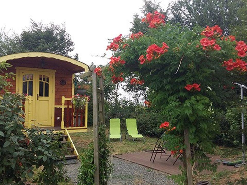 la ferme chauvet - Camping Sarthe