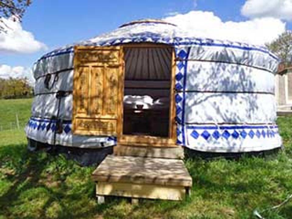 aux yourtes de la fabrique - Camping Vendée