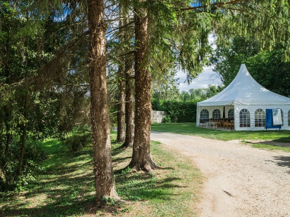 camping du chateau vert - Camping Oise