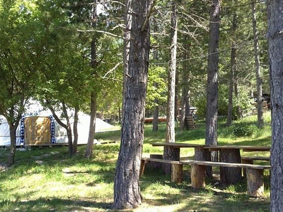 les steppes du khaan - Camping Alpes-de-Haute-Provence