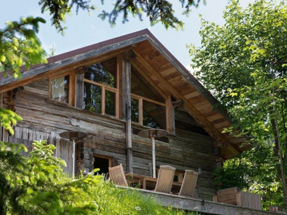 Les ecotagnes - Camping Haute-Savoie